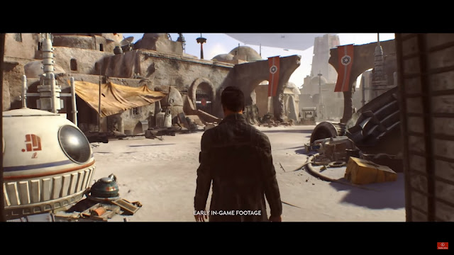 E3 2016: EA Press Conference Roundup  star wars visceral