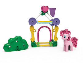 MLP Building Set Figures