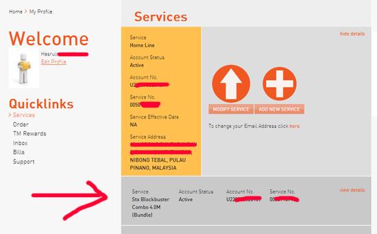 Cara Tukar Password Streamyx Secara Online