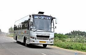 Bangalore to Munnar AC Sleeper Coach by KPN