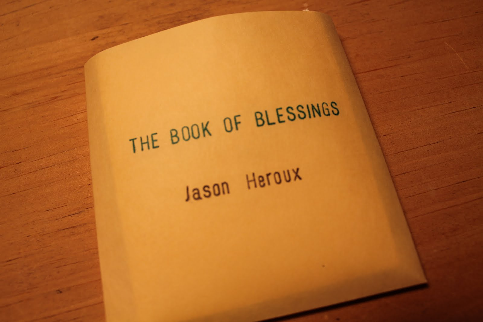 Jason Heroux's Books