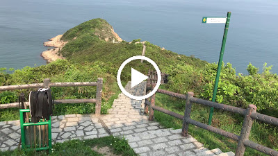 hong kong, cheung chau, 長洲 北眺亭