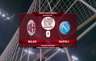 Coppa Italia Biss Key Asiasat 5 30 January 2019