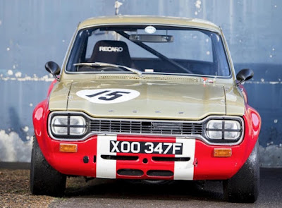 1967 Ford Escort MKI  Rally Car Front