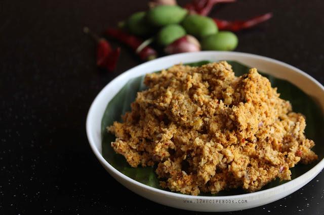 Mango chammanthi