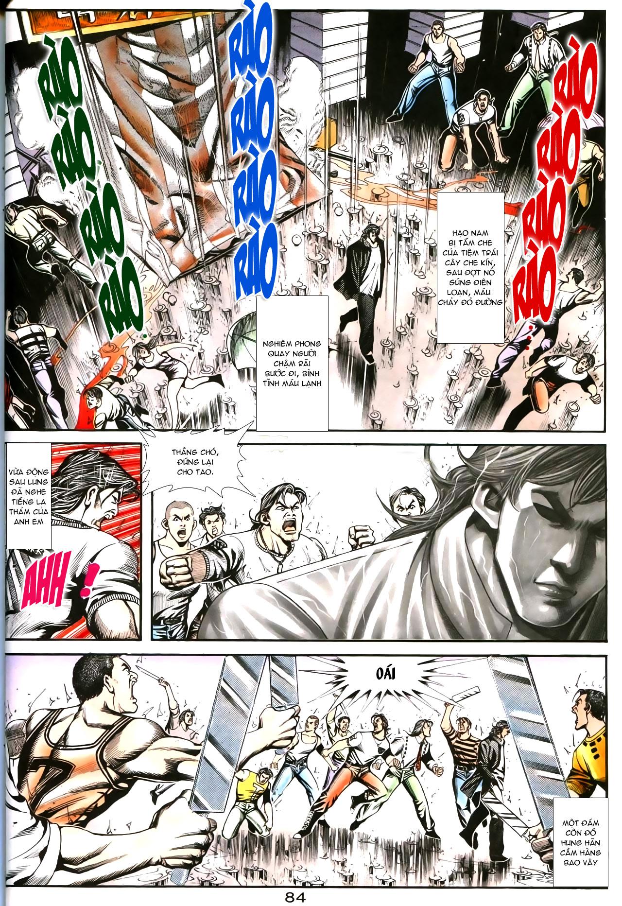Người Trong Giang Hồ chapter 173: da ngựa bọc thây trang 3