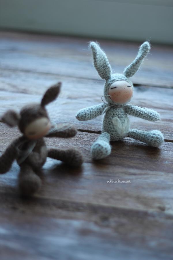 Seelchen | handmade doll | erdbeerdiamant