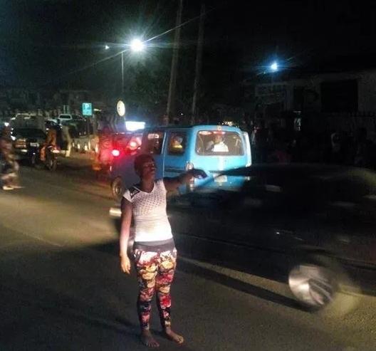 lady runs mad market osogbo osun state
