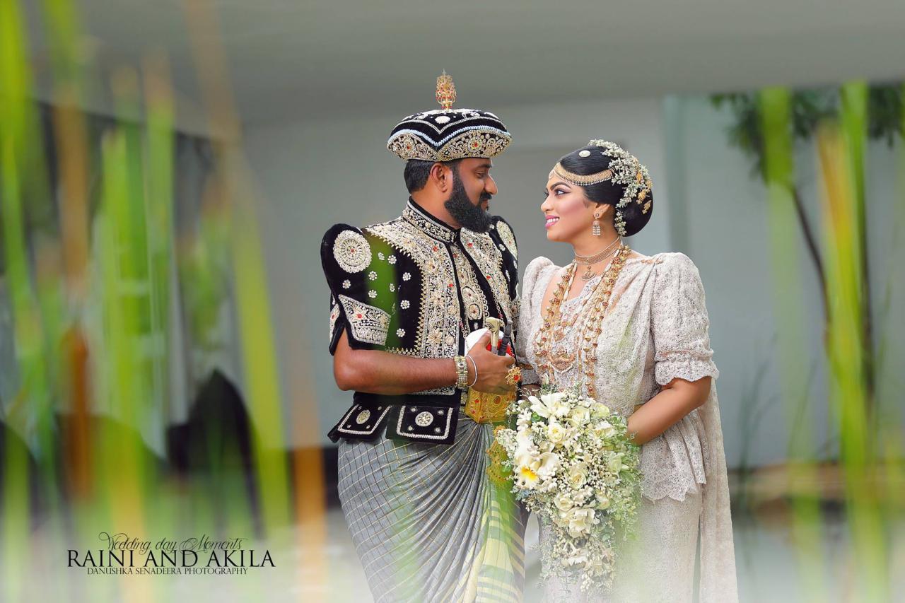 raini charuka wedding kandyan day rookantha akila
