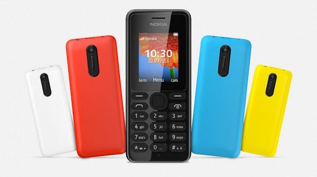 مواصفات وسعر هاتف NOKIA 108 بالصور والفيديو
