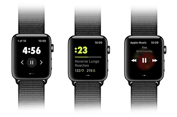 Nike Training Club app arrives on the Apple Watch