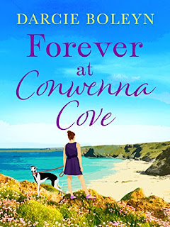 Book cover of Forever At Conwenna Cove by Darcie Boleyn