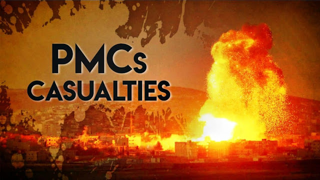 Russian Mercenaries Casualties rumor