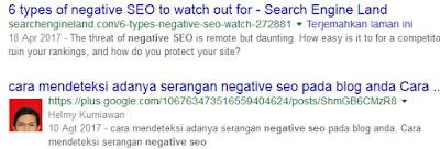 Google hasil lokal