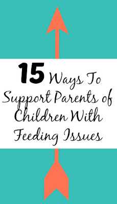 15 Ways to Feeding Issues