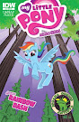 MLP Micro Series #2 Comic Cover Iguana Variant