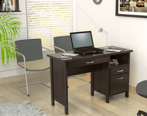 Basic MDF office desk