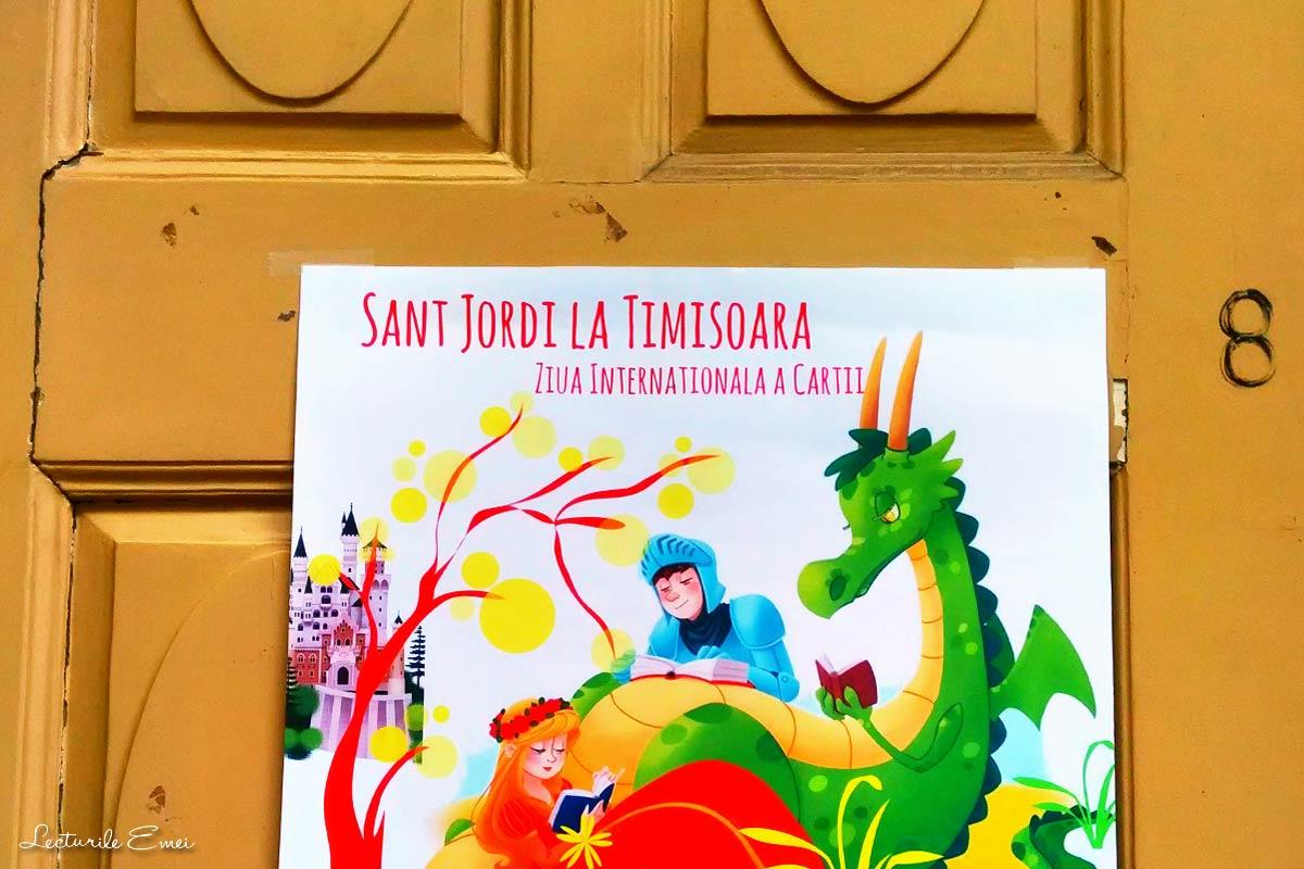 San Jordi la Timisoara