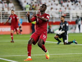 فيديو يوتيوب قطر تسحق الامارات بـ 4 اهداف نظيفة فى نصف نهائي كاس اسيا 29/01/2019