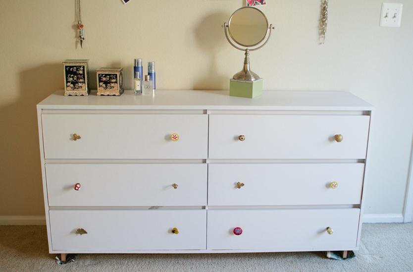 painted malm dresser bestdressers 2017. Black Bedroom Furniture Sets. Home Design Ideas