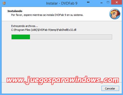 DVDFab v9.3.0.4 Full PC ESPAÑOL Descargar 2