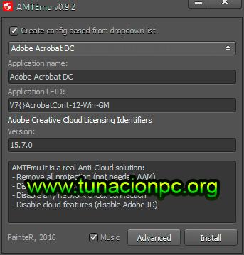 AMT Emulator Imagen