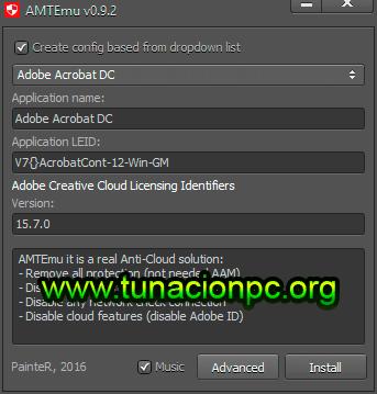 amt emulator painter