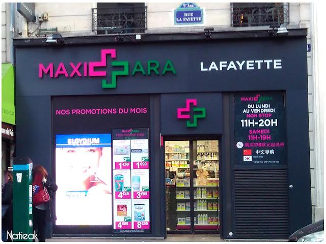 Maxipara La Fayette à Paris