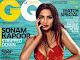 Sonam Kapoor on GQ cover