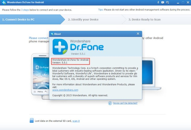 dr fone toolkit for pc