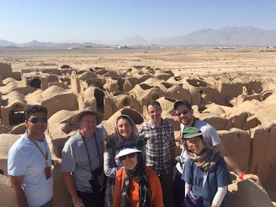 Viaje en grupo por Irán