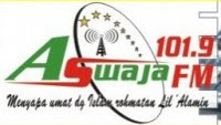Streaming Radio 101.6 Aswaja FM Ponorogo Jawatimur
