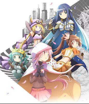 "Manga: Nuevos detalles del anime ""Magia Record: Puella Magi Madoka Magica Side Story"""