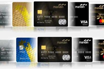 Syarat Kartu Kredit Mandiri dan Cara Membuat nya 2020