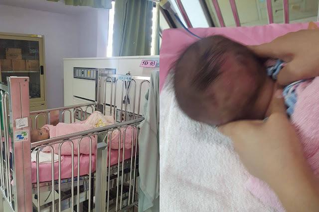 Inilah Derita Bayi TKW Kaburan Di Taiwan, Sudah Tak Ada Biaya Malah Terkena Infeksi Sellulitis