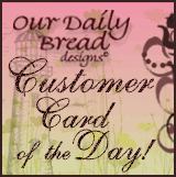 Customer Card of the Day!
