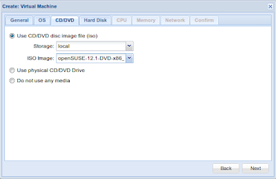 CD/DVD untuk VPS KVM