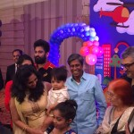 AjithKumar Son Aadvik Ajithkumar 1st Birthday Photos