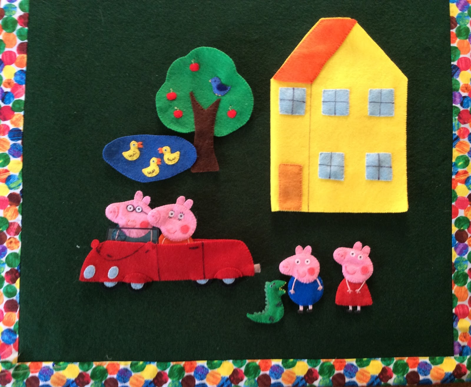 Notes From Under The Mountain I Was Introduced To Peppa Pig