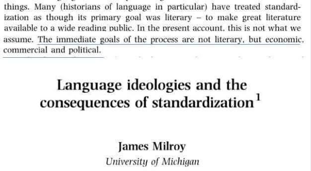 James Milroy , catalanismo,Països Catalans