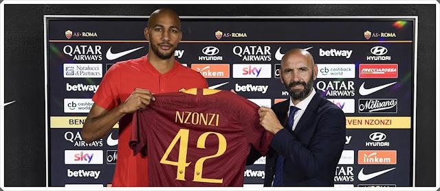 Steven N'Zonzi Roma Monchi