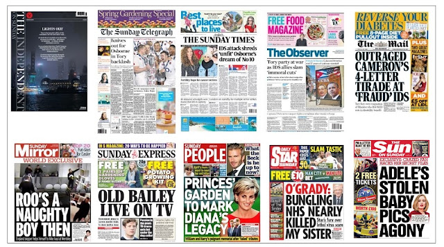front pages 20-03-16