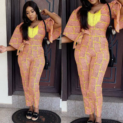 21+ Unique Ankara Dresses Styles Attires For African Women To Wear