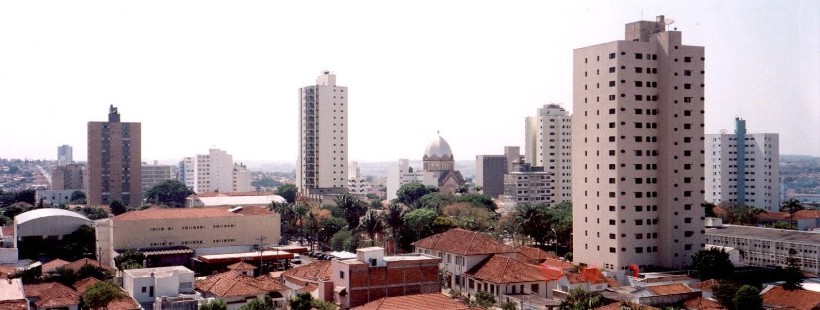 #Araraquara - Cidade do Estado de São Paulo