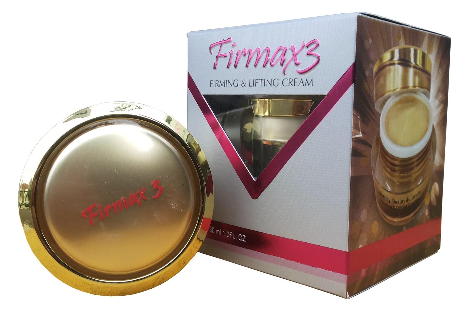 FIRMAX-3 FIRMING & LIFTING CREAM INDONESIA TERMURAH