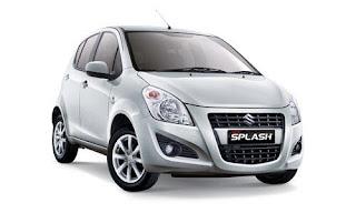 Spesifikasi dan Harga Suzuki Splash