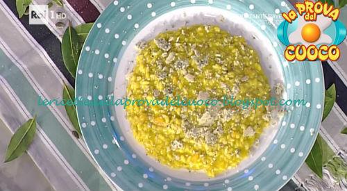 Risotto alla zucca ricetta Barzetti da Prova del Cuoco