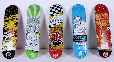 skate deck graphics - shop skate - puppet skateboard