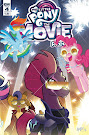 MLP My Little Pony: The Movie Prequel #4 Comic Cover B Variant