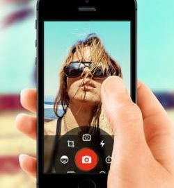 app per fare selfie